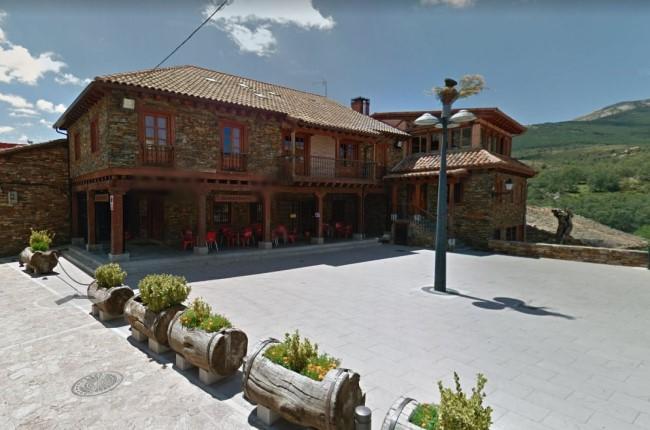 Puebla de la Sierra Madrid