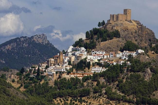 Segura de la Sierra Jaén Andalucía