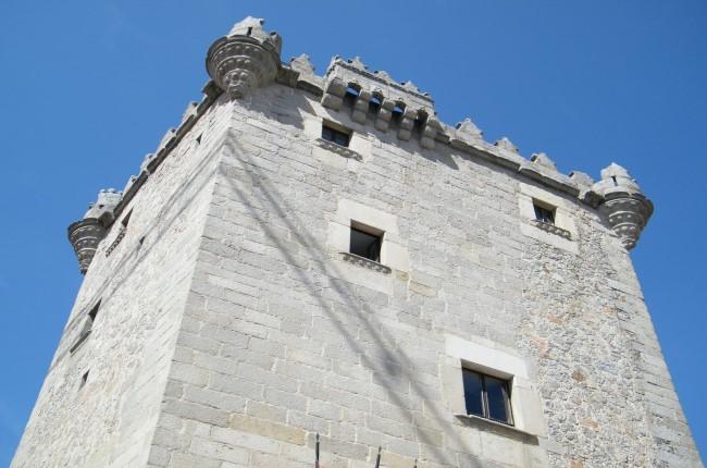 Torreón de los Guzmanes de Caleruega Burgos