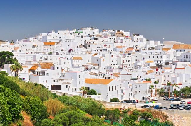 Vejer de la Frontera Cádiz Andalucía