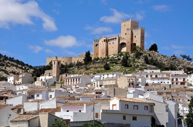 Velez-Blanco Almería Andalucía