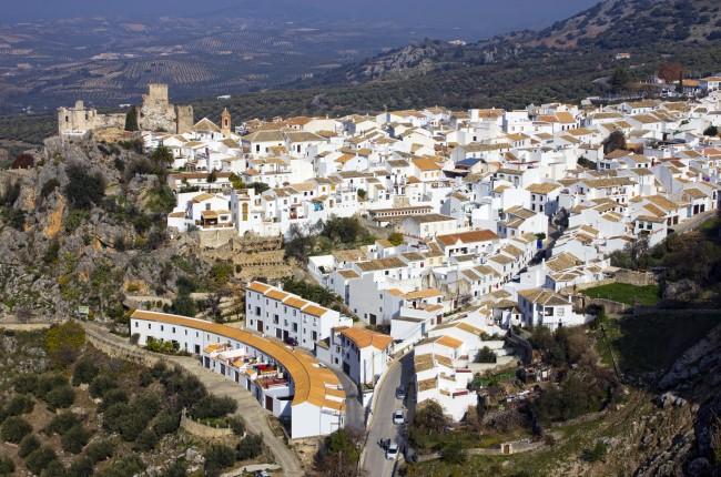 Zuheros Córdoba Andalucía