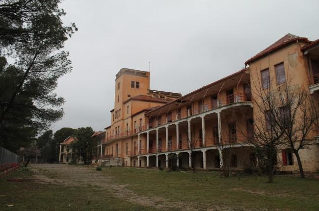 sanatorio de tuberculosos sierra espuña