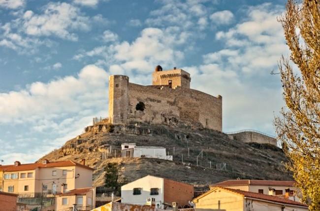 Castillo Cañada del Hoyo Cuenca