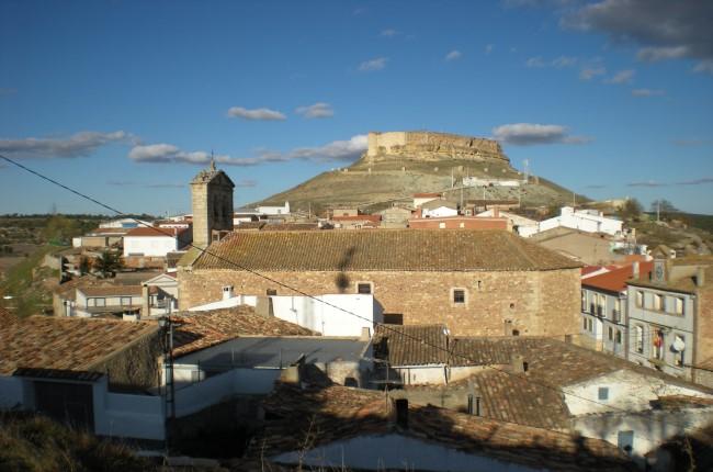 Castillo de Monteagudo de las Salinas Cuenca