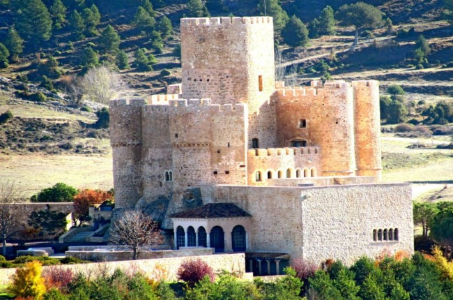 Castillo de Torrefuerte Cuenca