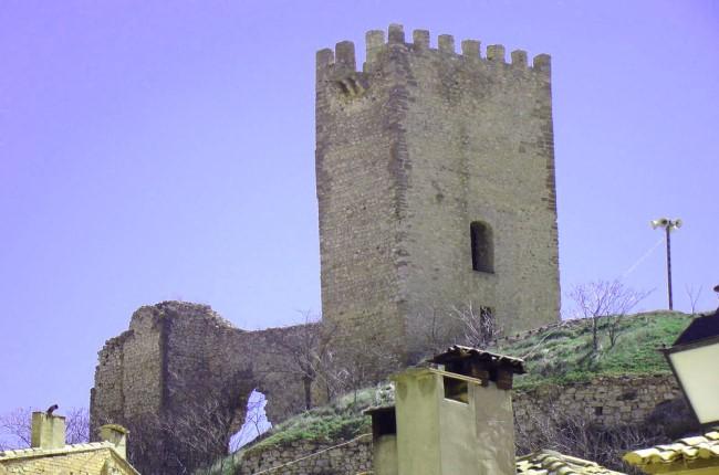 Castillo de Villora Cuenca