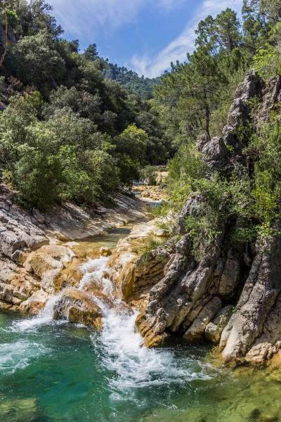 río borosa Cazorla Jaén