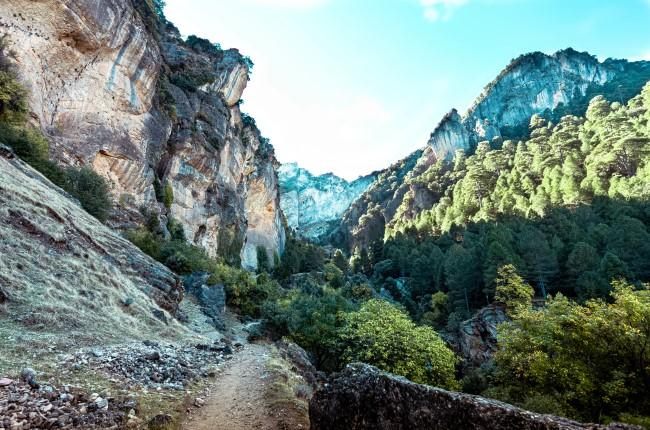 ruta río Borosa Cazorla