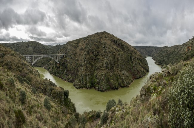 Arribes del Duero Zamora