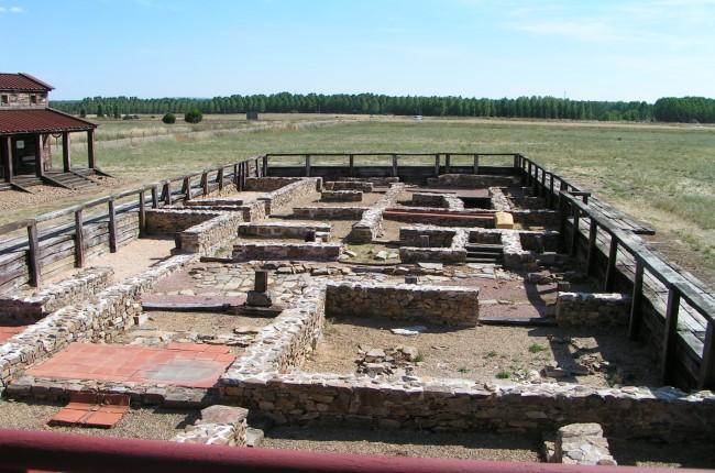 Campamentos Romanos de Petavonium Zamora