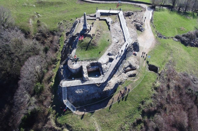 Castillo de Amaiur Navarra