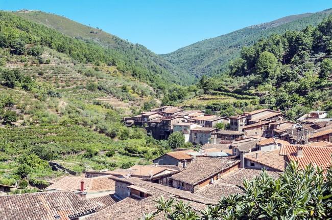 Robledillo de Gata Cáceres