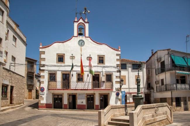 Valverde del Fresno cáceres