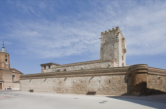 Castillo de Cortes Navarra