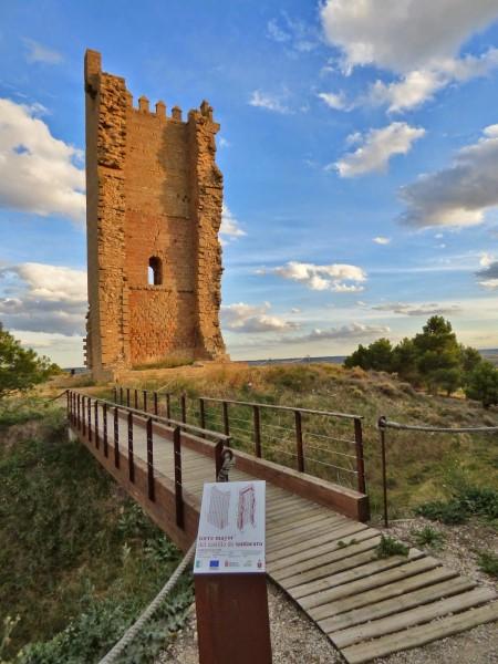 Castillo de Santacara Navarra