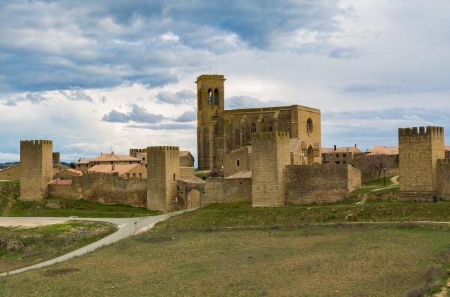 Cerco de Artajona Navarra
