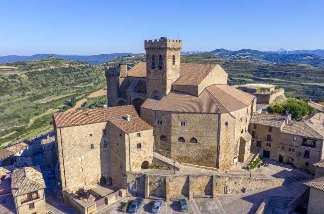 Fortaleza de Ujué Navarra
