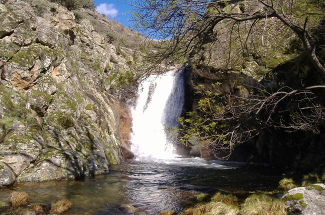 Garganta Los Papuos Valle del Jerte