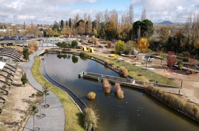 Parque Ambiental del Prae Valladolid