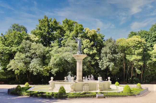 parque de Campo Grande Valladolid