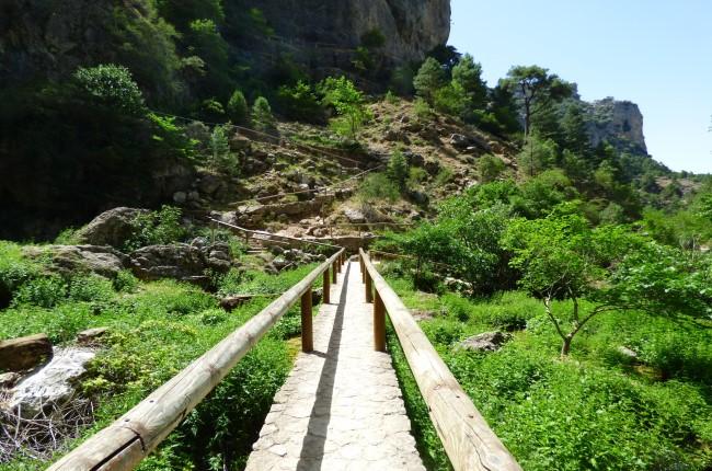 ruta nacimiento río mundo