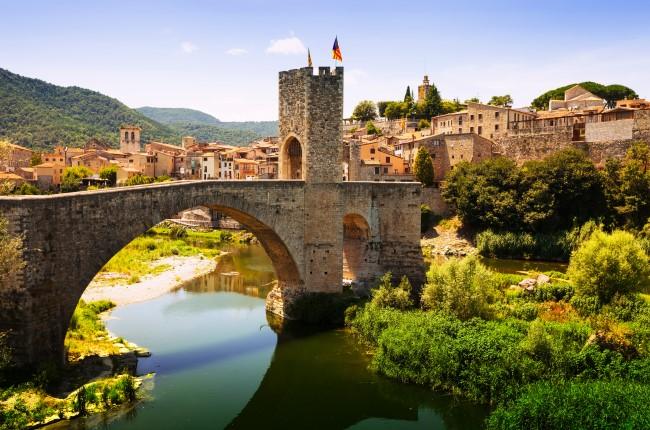 Besalú Cataluña