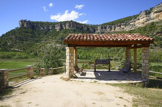 Mirador Laguna de Uña Cuenca
