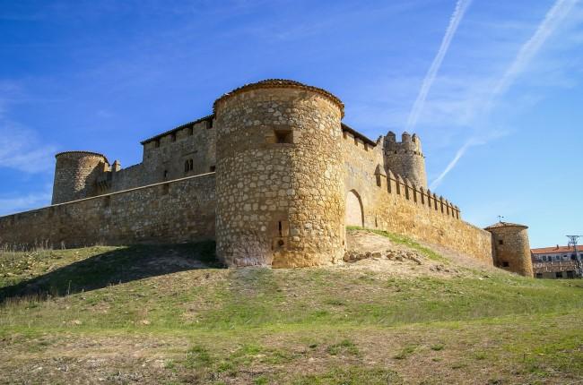 Castillo de Almenar Soria