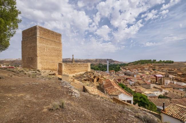 Castillo de Arcos de Jalón Soria