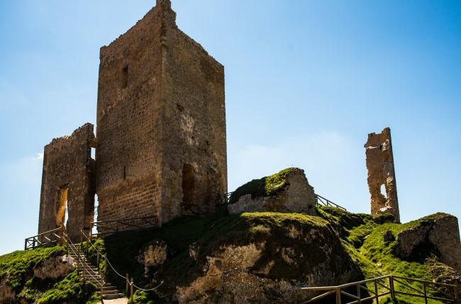 Castillo de Calatañazor Soria