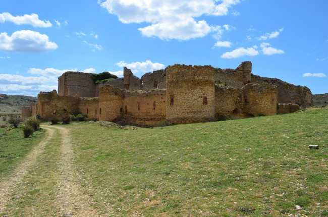 Castillo de Caracena Soria