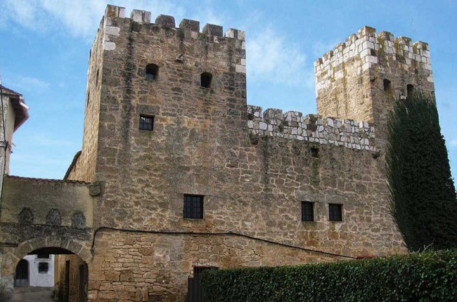 Castillo de Deza Soria