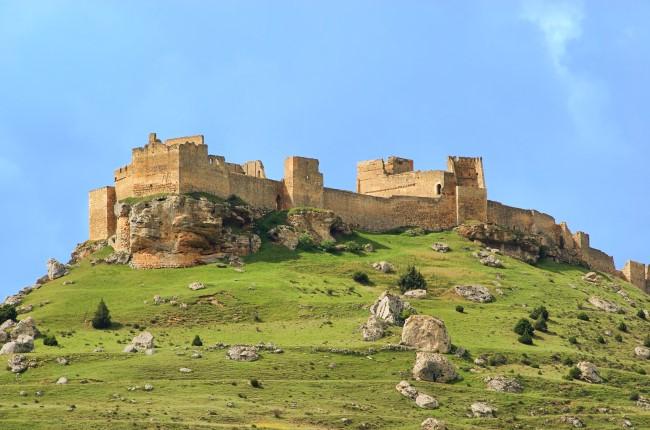 Castillo de Gormaz Soria