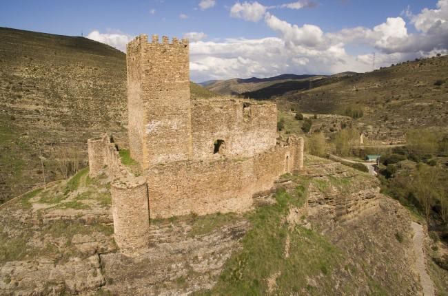 Castillo de Magaña Soria