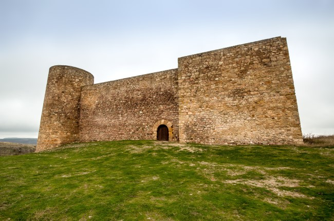 Castillo de Medinaceli Soria