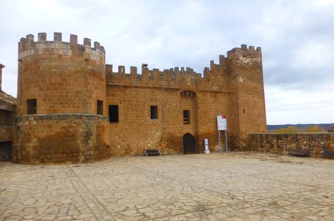 Castillo de Monteagudo de las Vicarías Soria