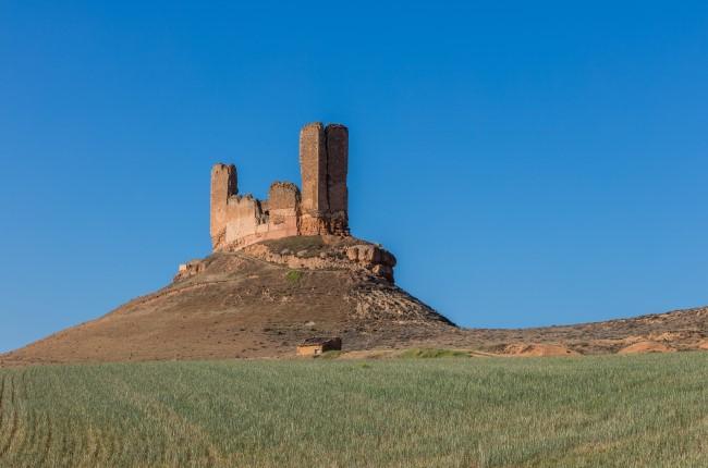 Castillo de Montuenga Soria