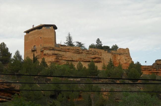 Castillo de Somaén Soria
