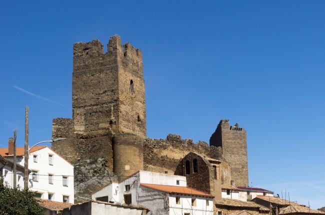 Castillo de Vozmediano Soria