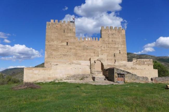 Castillo de Yanguas Soria