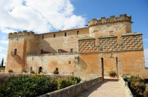 Castillos en Salamanca