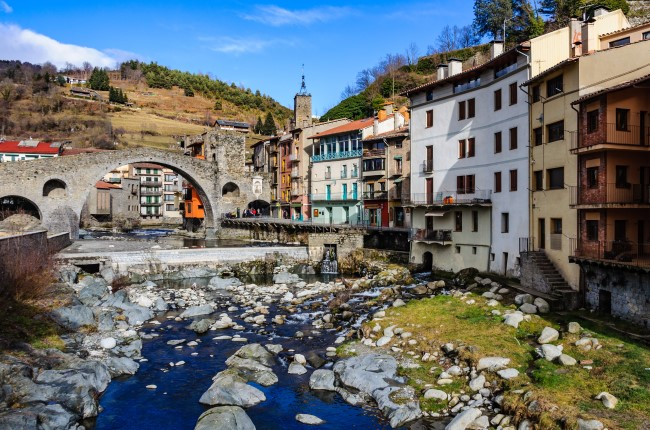 Camprodón Girona