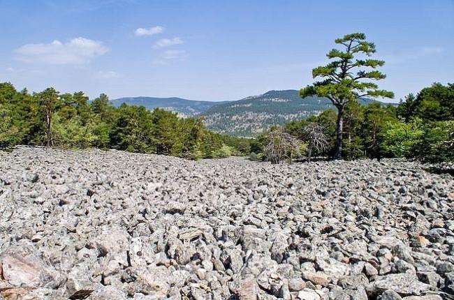Ríos de Piedra Orihuela del Tremedal