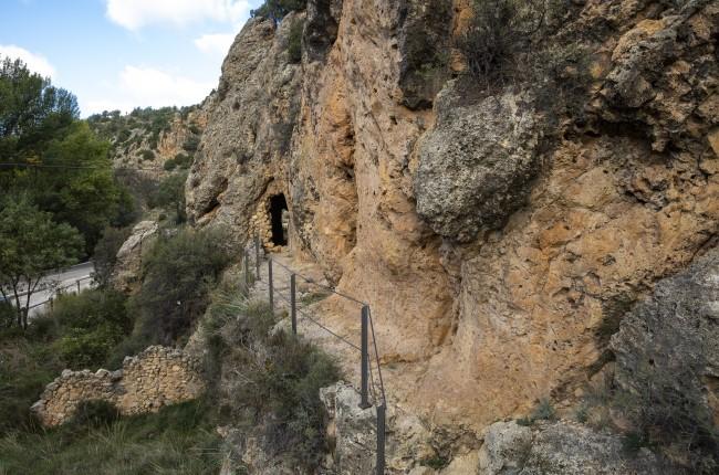 acueducto romano Gea de Albarracín