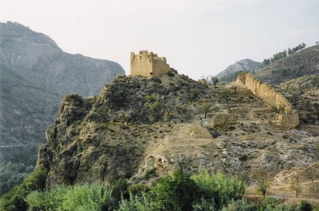 Castillo de Lojuela