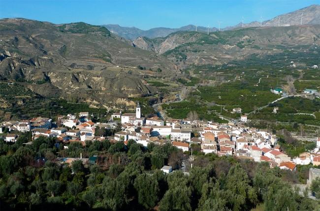 Lecrín Granada
