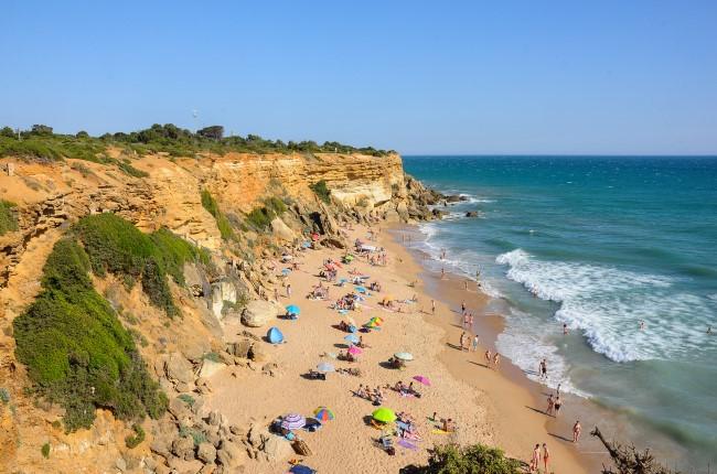 Playa de Roche Cádiz