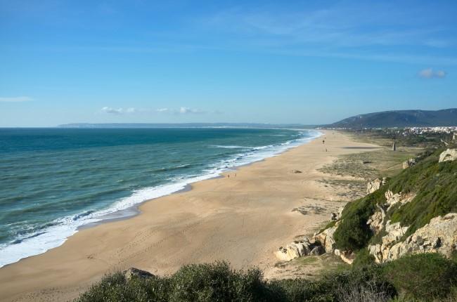 Playa de Zahara de los Atunes Cádiz