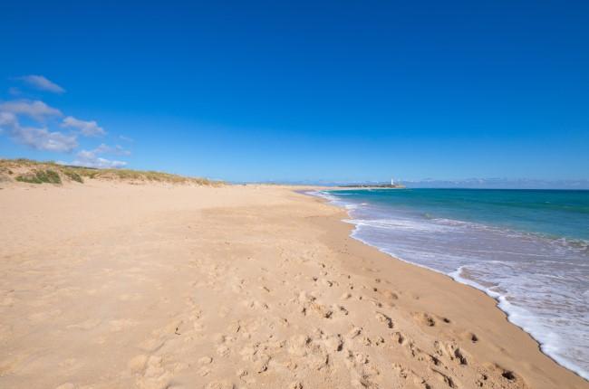 Playa de Zahora Cádiz